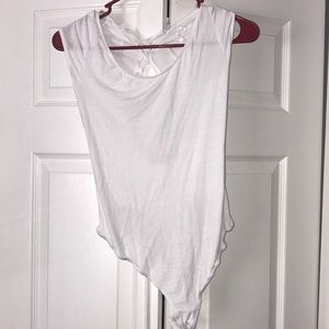 Intimately free people white bodysuit